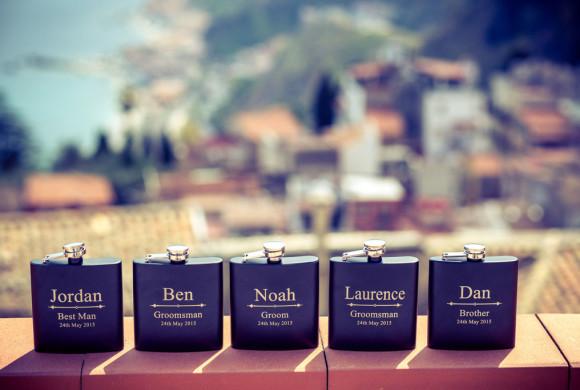 Short Video – White Wedding in Taormina