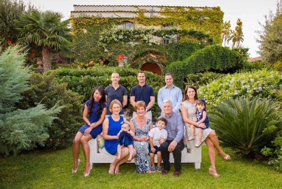 Portrait – Our Family