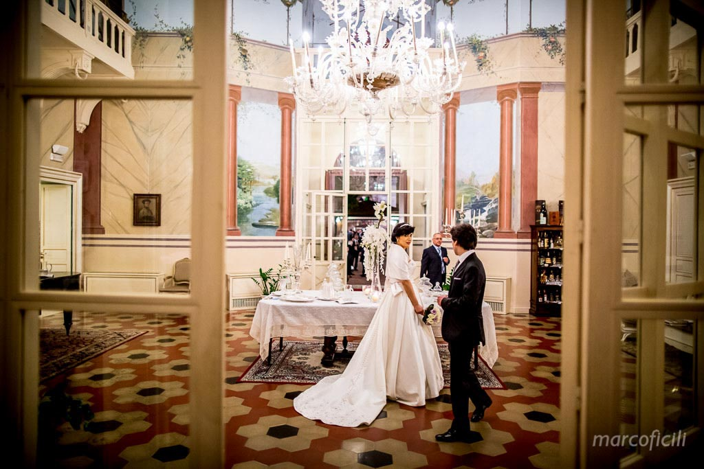 Fotografo matrimonio Palermo Villa Ramacca