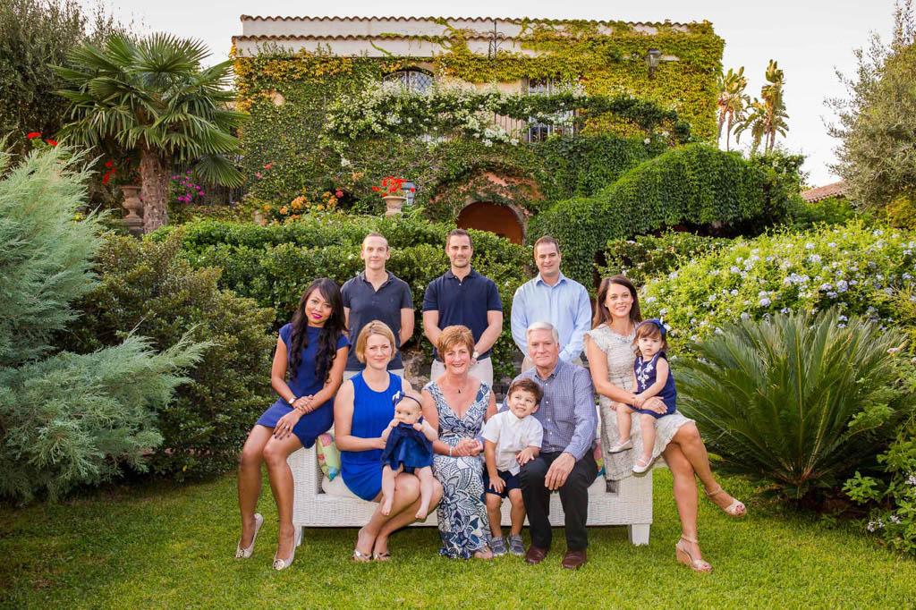 Ritratto famiglia fotografo bravo catania