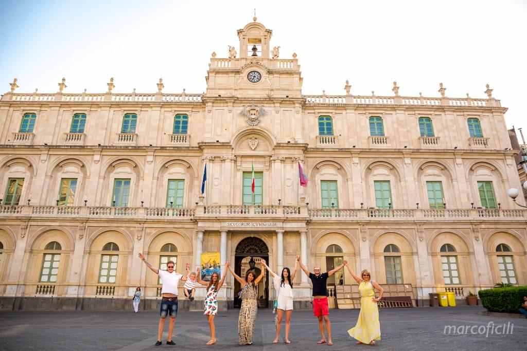Fotografo Catania ritratto famiglia