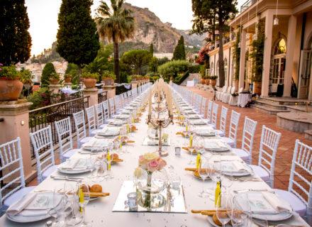 Wedding Grand Hotel Timeo