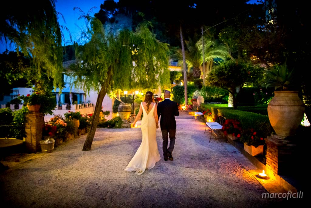 Matrimonio Villa Sant'Andrea