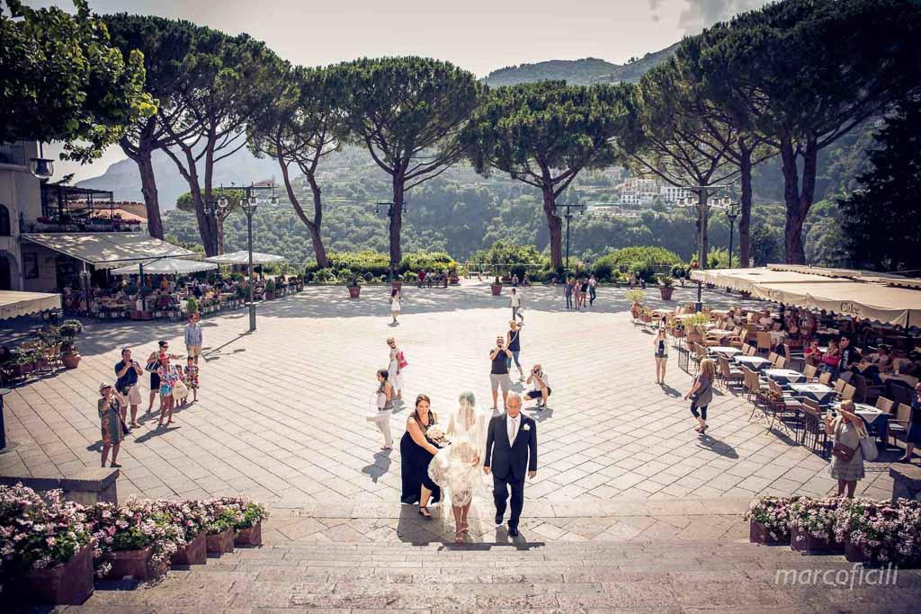 Destination Wedding Ravello photographer best Marco Ficili
