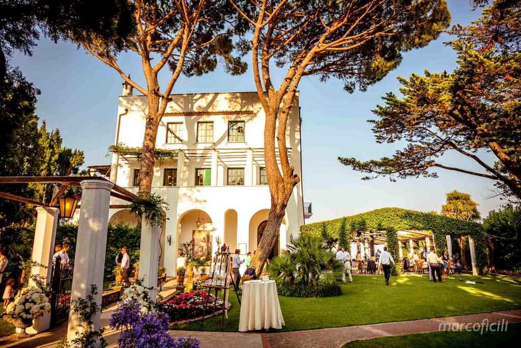Destination Wedding villa Eva Ravello photographer best Marco Ficili