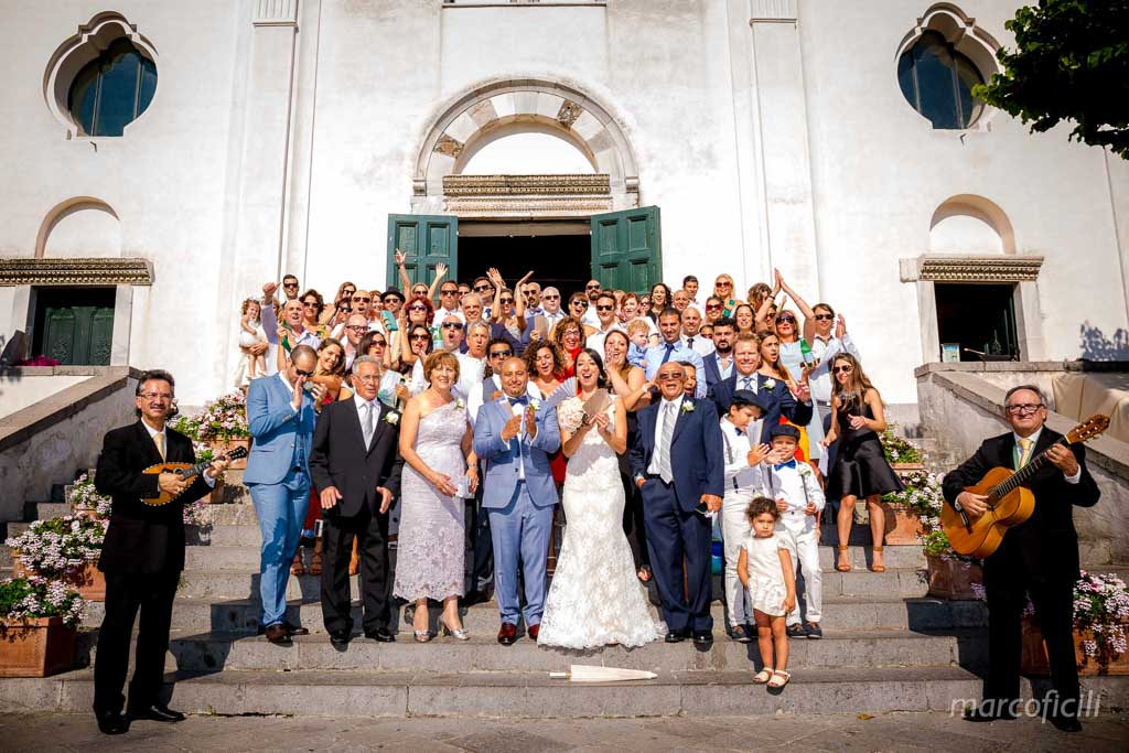 Matrimonio Villa Eva Ravello ortodosso