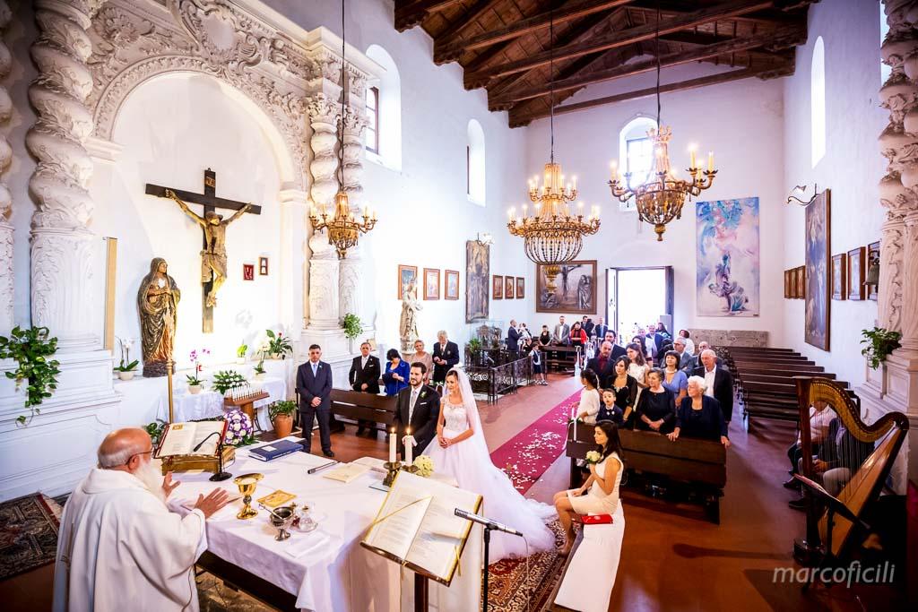 Matrimonio chiesa Santa Caterina Taormina