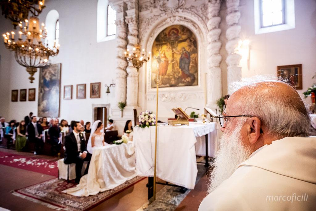 Wedding Santa Caterina church Taormina