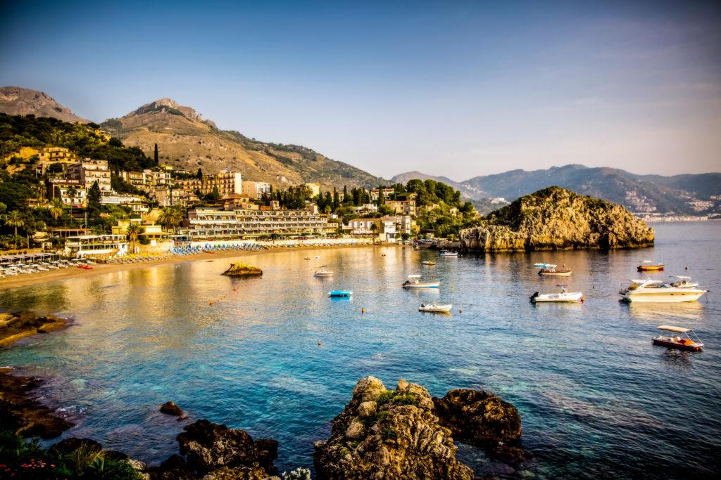 Villa SantAndrea Taormina, Matrimonio, Sicilia, spiaggia, mare, belmond