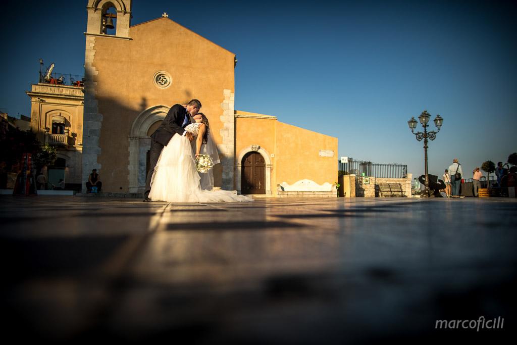 Matrimonio La Plage Taormina