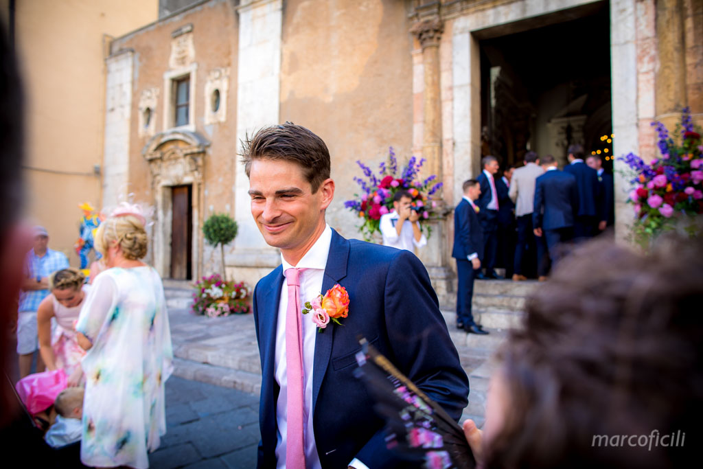 Chic Wedding Taormina _Sicily_Italy_best_wedding_photographer_videographer_video_santa_saint_caterina_church_marco_ficili