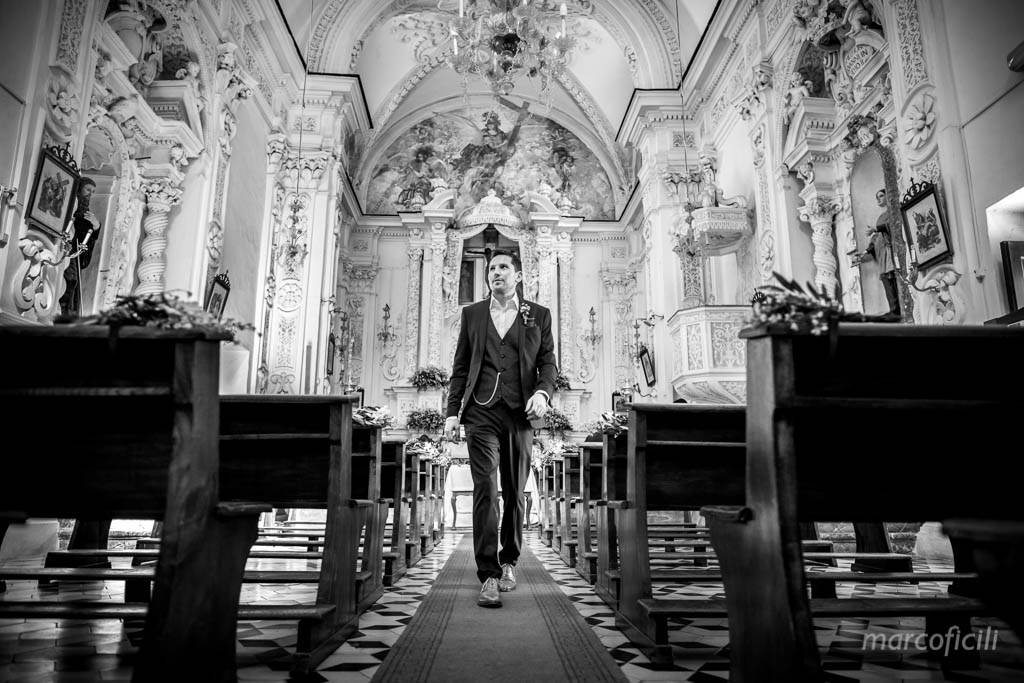 Matrimonio Taormina Chiesa Varò _Sicilia_Catania_gemelli_sposo