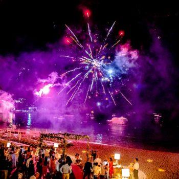 Matrimonio Fuochi d'artificio Taormina – Sposiamoci! Joe e Janan