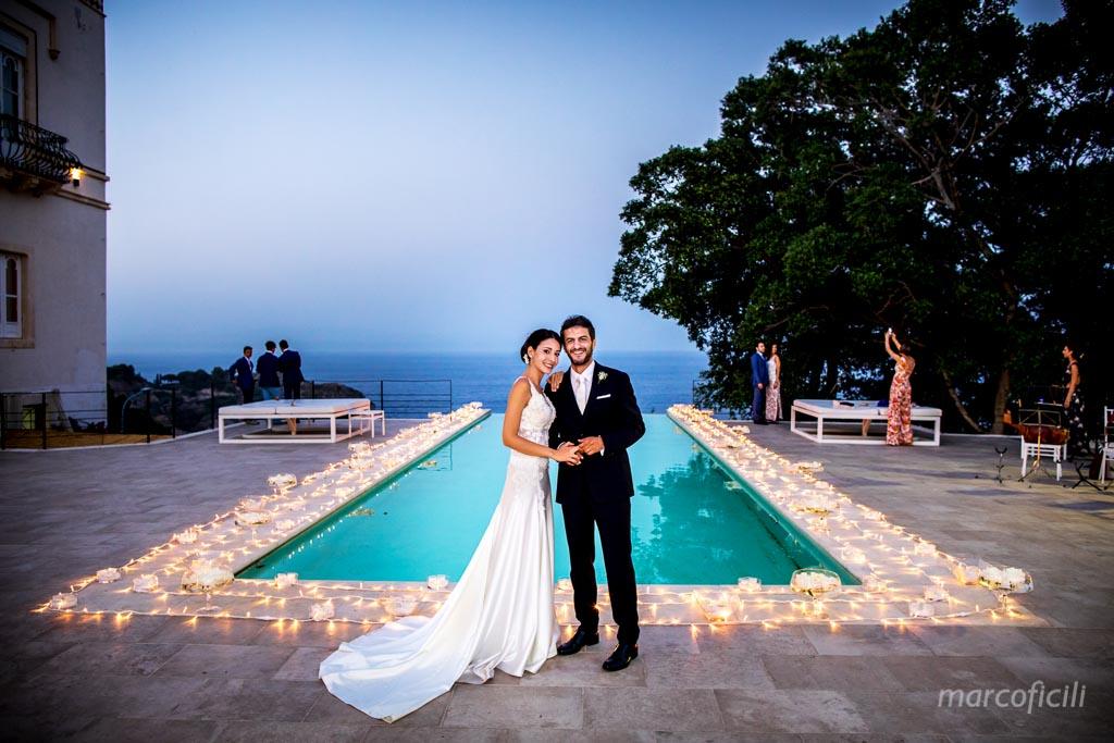Matrimonio Villa Mon Repos _taormina_matrimonio_villa_fotografo_piscina_tramonto_sposi