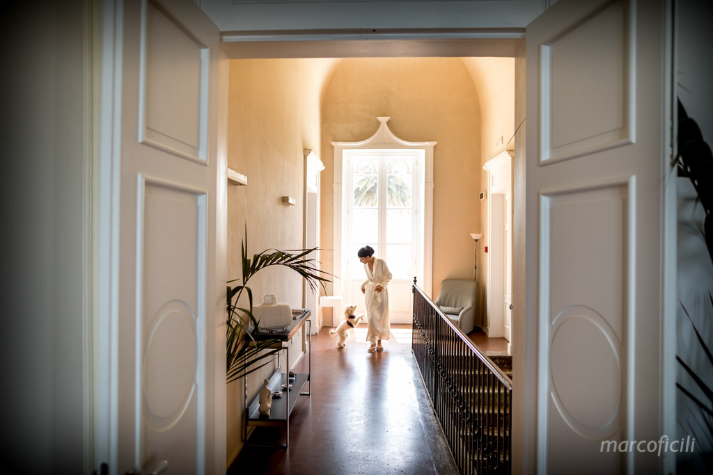 Villa Mon Repos Wedding _taormina_sicily_bride_dog_getting_ready_preparation