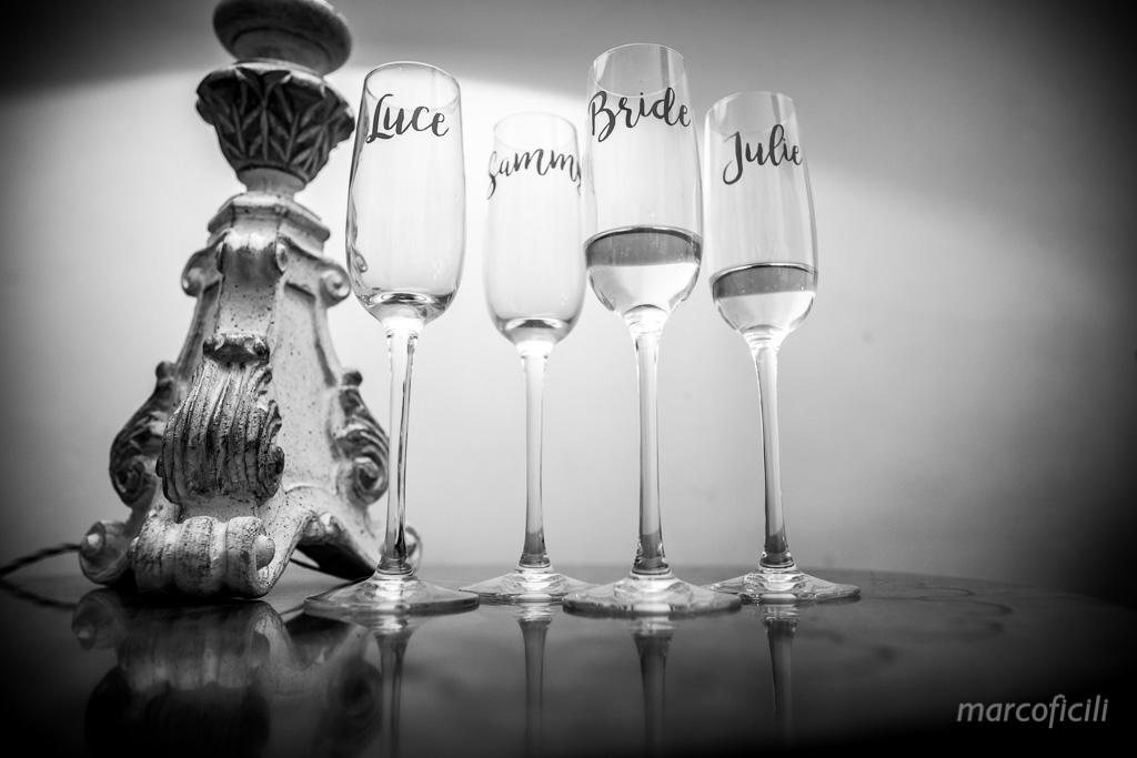 English Wedding Taormina _glass_bride_bridesmaid_sicily