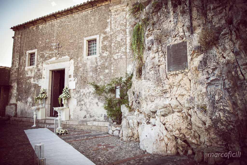 Matrimonio Madonna della Rocca Taormina