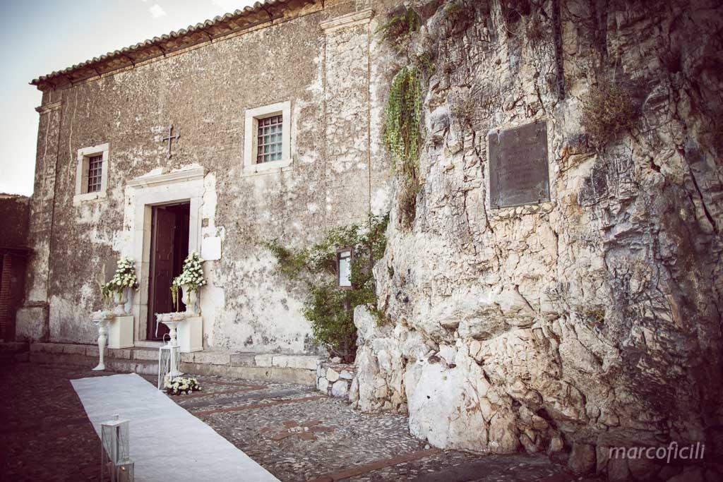 Wedding Madonna della Rocca Taormina