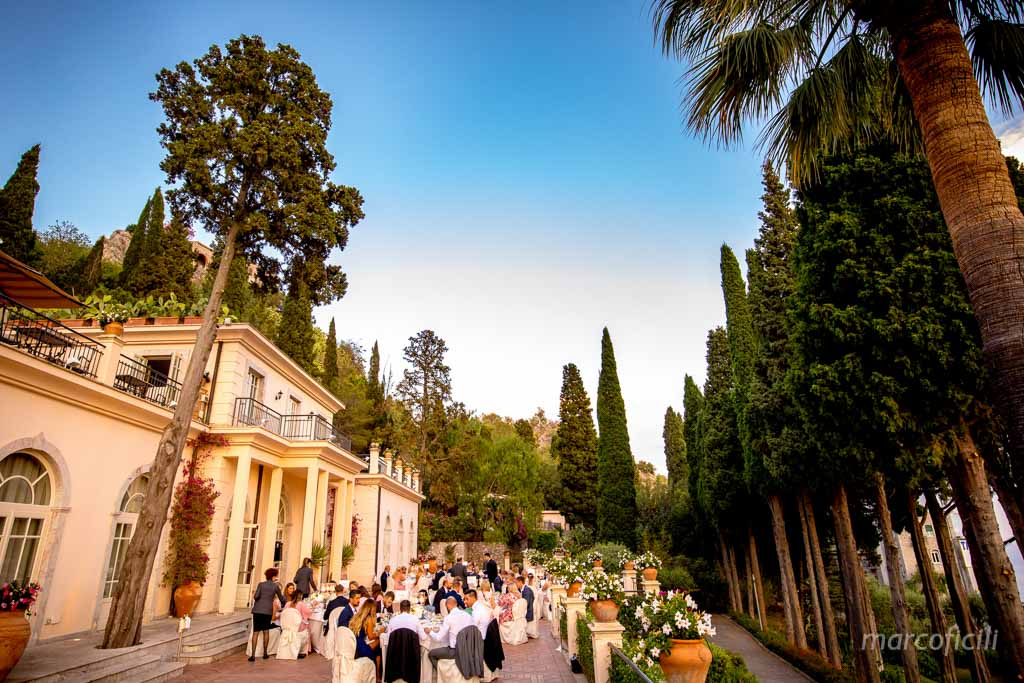 wedding, venue, chic, top, luxury, taormina, timeo, table, set, Afrodite, terrace