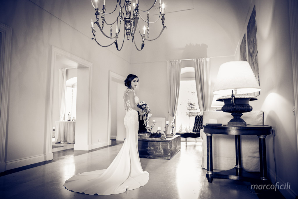 Camemi Castle Wedding, bride, bride dress,
