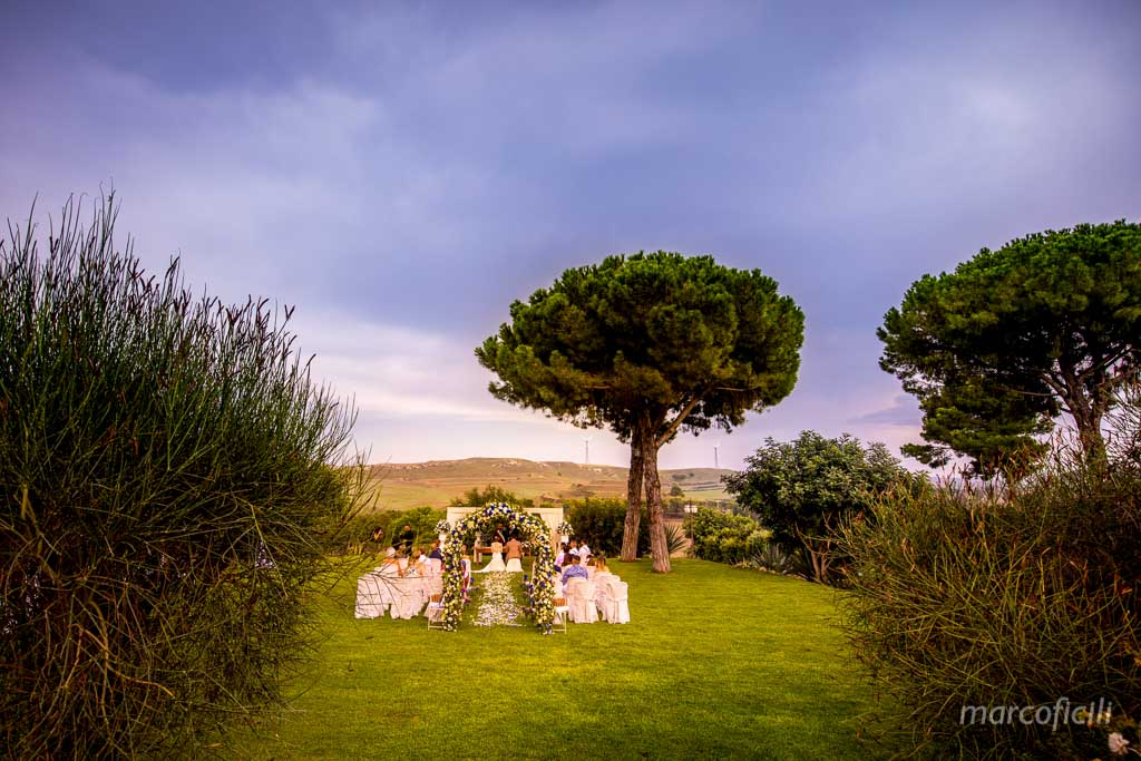Camemi Castle Wedding, grass, garden, ceremony, chic, luxury