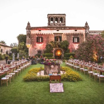 Castello Matrimonio Sicilia – Ghida e Melhelm