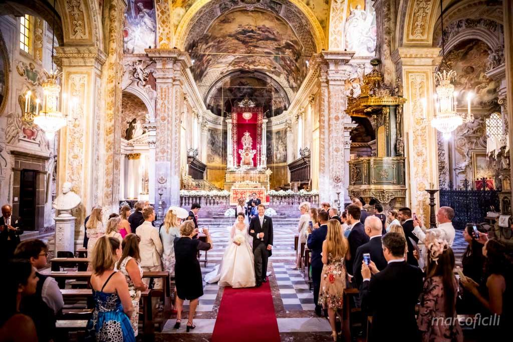 Duomo Acireale Matrimonio, uscita, sposi, altare, braccio, corteo, uscita