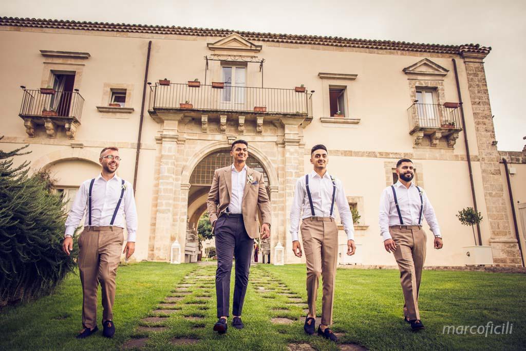 Castello Camemi, sposo, testimoni, cerimonia