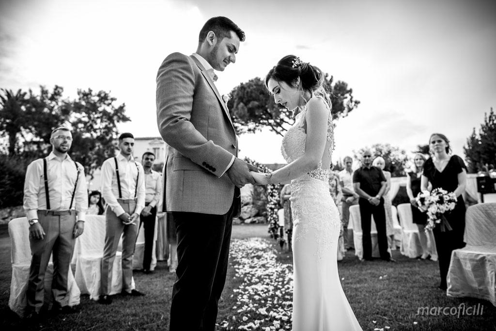 Castello Camemi, sposa, cerimonia, scambio delle fedi, promessa, sposi
