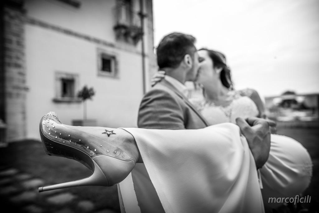 Castello Camemi, foto, ritratti, sposa