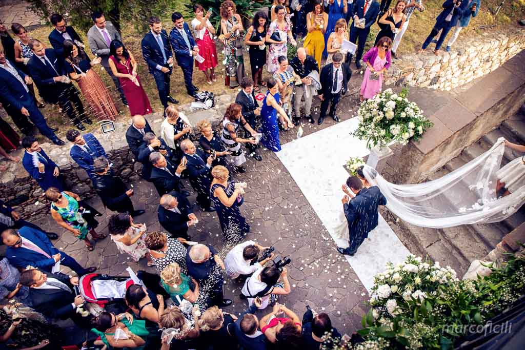 Lovely Italian Wedding Taormina, antique, Duchi di Santo Stefano, confetti