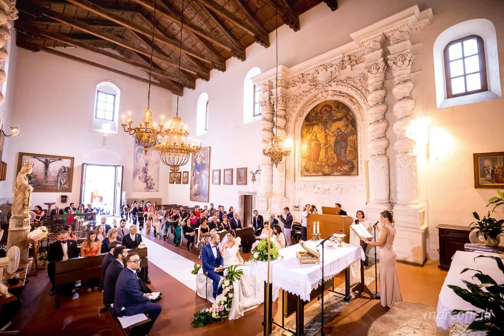 chiesa, santa Caterina, taormina, matrimonio, interni, bella, sposi, celebrazione, fotografo
