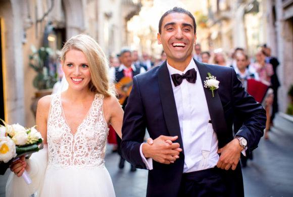 Matrimonio – Renate e Moa