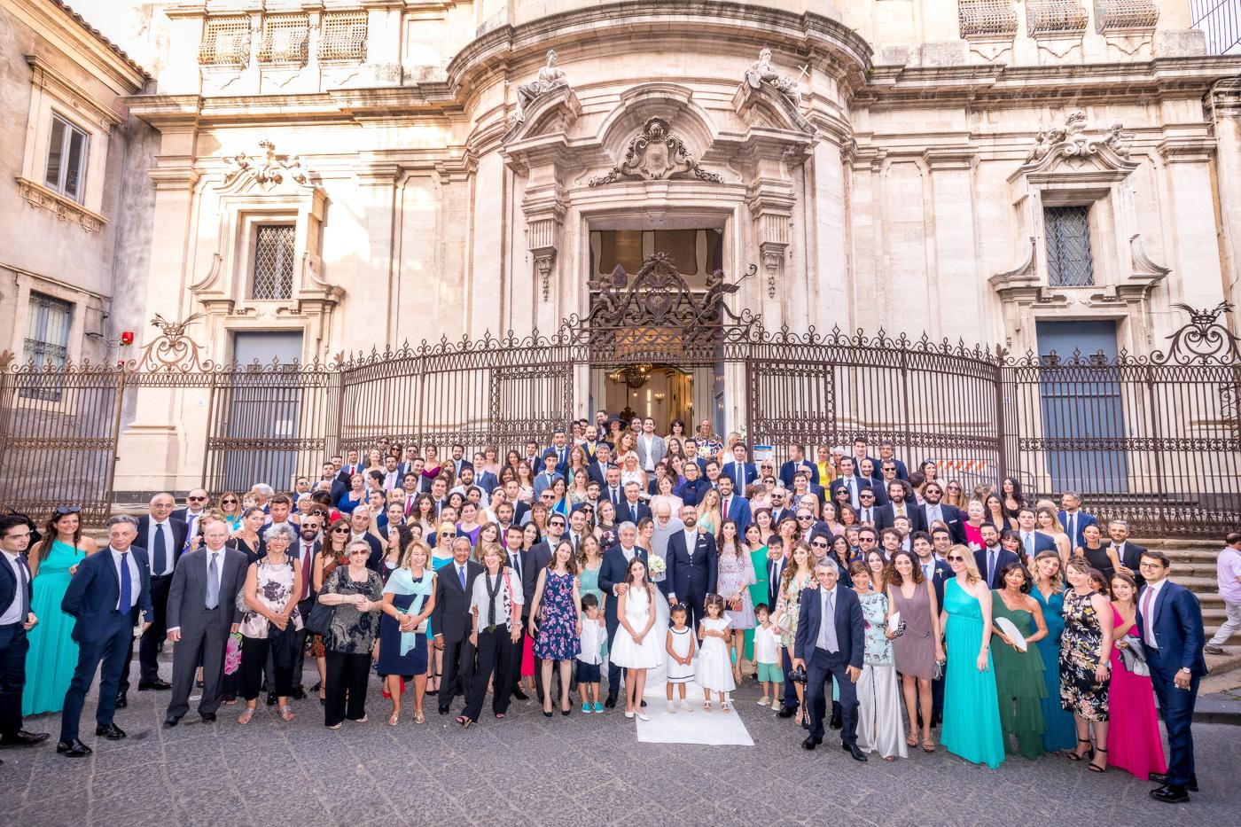 Casa delle terre Forti Matrimonio _acicastello_fotografo-chiesa-san giuliano-catania-foto-gruppo