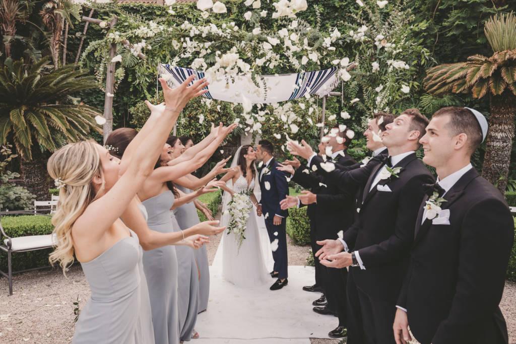 Matrimonio ebraico Taormina