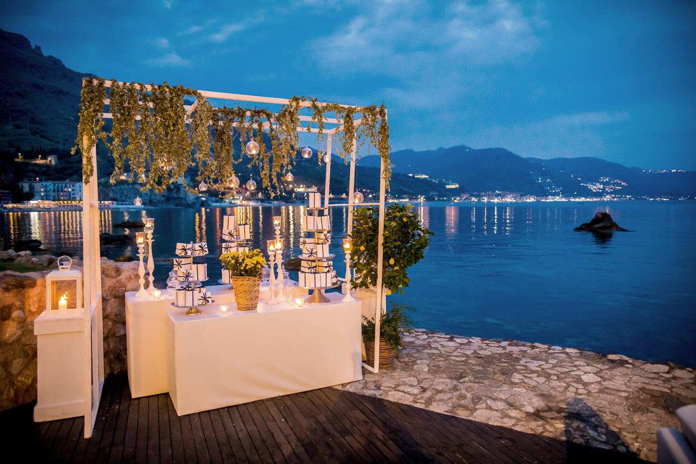 Matrimonio Atlantis Bay