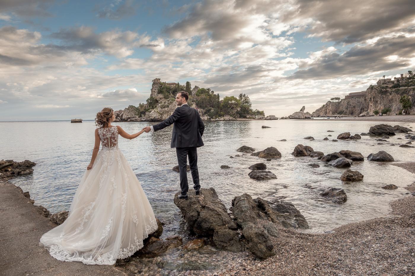 Elopement Taormina, love, wedding, top photos
